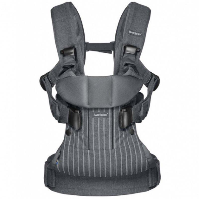 Рюкзаки - КЕНГУРУ BABYBJORN рюкзак кенгуру babybjorn miracle soft сotton цвет черный серый
