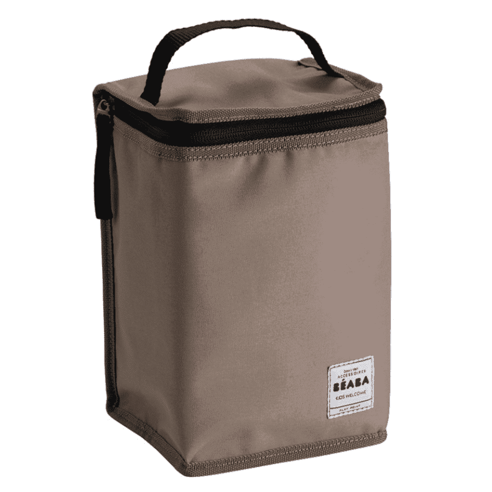 Beaba сумка изотермическая ISOTHERMAL POUCH TAUPE/B