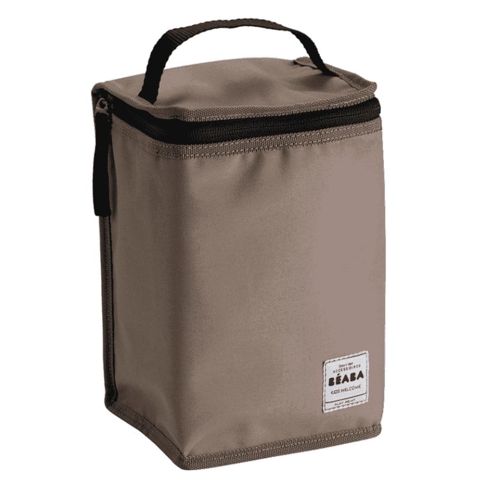 BEABA сумка изотермическая ISOTHERMAL POUCH TAUPE/B
