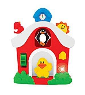 "KIDDIELAND центр для ванной ""Дом"" KID 046300"