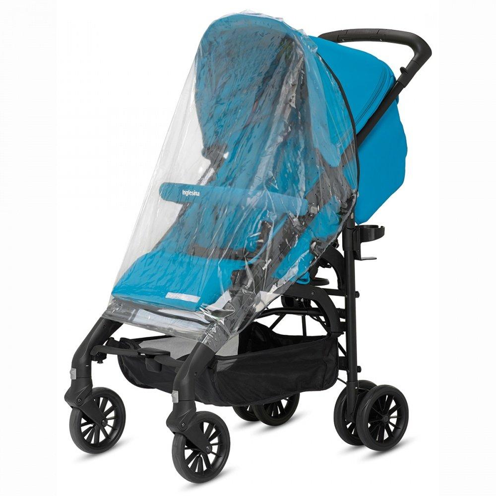 INGLESINA коляска прогулочная Zippy Light цв. Total Black