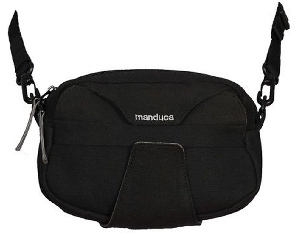 MANDUCA сумка поясная черная