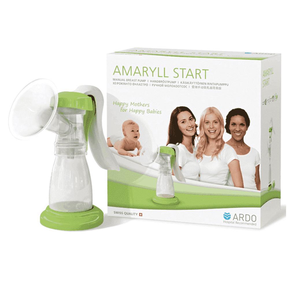 ARDO ручной молокоотсос AMARYLL START (базовая комплектация)