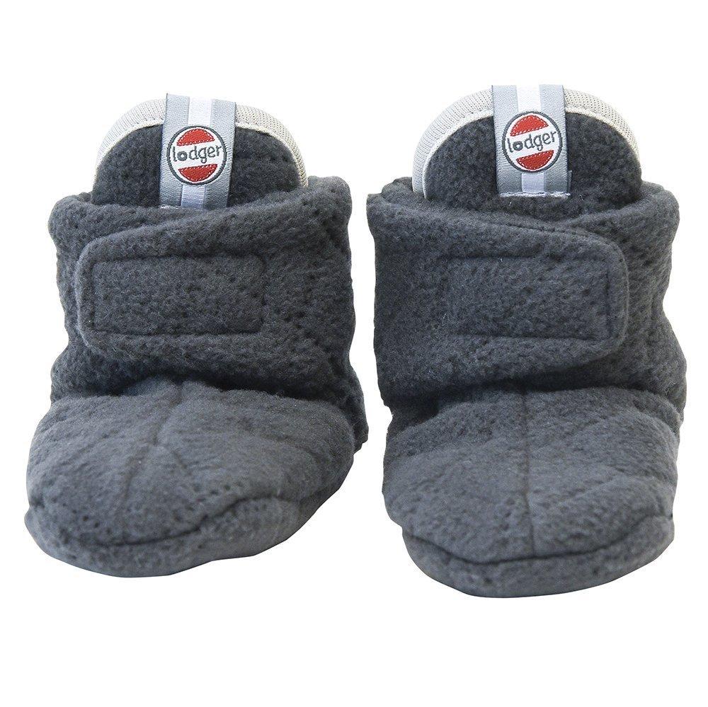 Купить Обувь, носки, пинетки, LODGER пинетки Coal 3-6M
