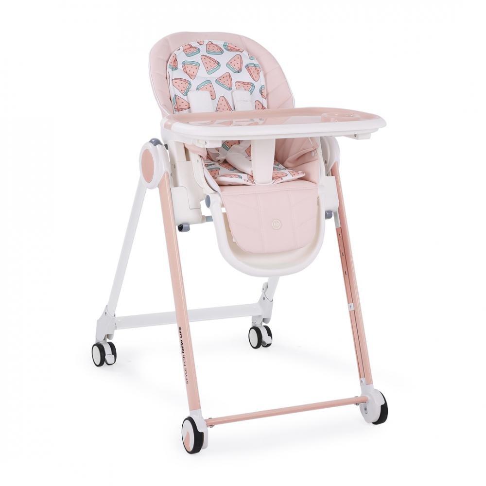 Купить Стульчики для кормления, HAPPY BABY Стул для кормления BERNY (pink)