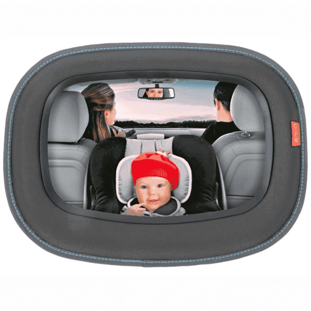 Munchkin зеркало контроля за ребёнком в автомобиле Baby Mega Mirror (MUNCHKIN)
