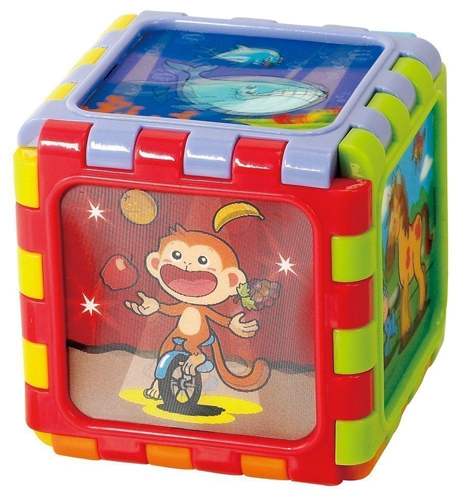 "PLAY GO развивающий центр ""Разборный  мини куб"""