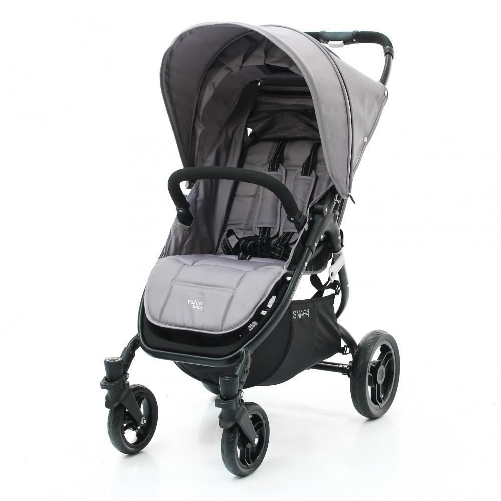 Купить Прогулочные коляски, VALCO BABY Коляска прогулочная Snap 4 / Cool Grey