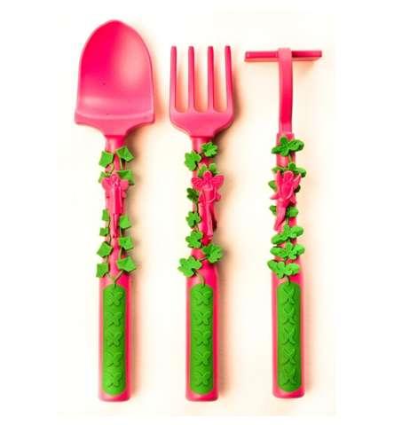 Ложечки и вилочки CONSTRUCTIVE EATING eating animals