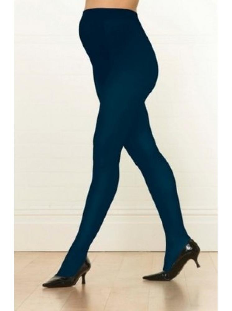 Купить Emma jane колготки для беременных color синие 60 den р.l