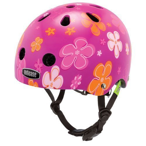 Шлем nutcase baby nutty petal power