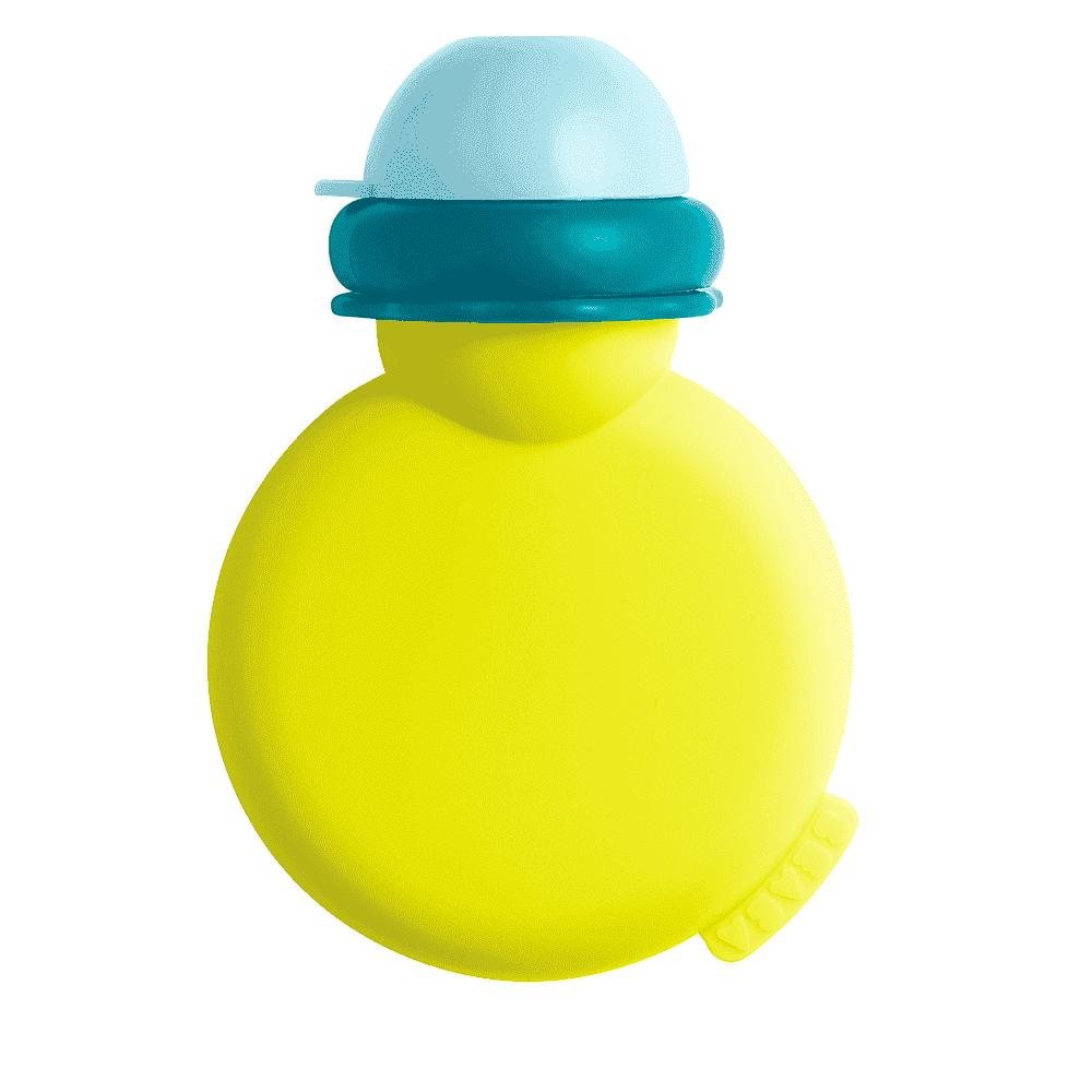 BEABA контейнер для пюре из силикона NEON / BLUE