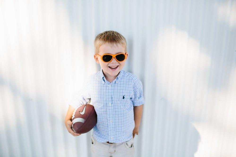 BABIATORS очки солнцезащитные Original. Ух ты! (OMG!). оранжевый (0-3)
