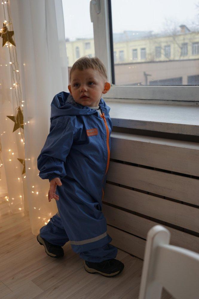 MAMMIE  Комбинезон грязезащитный индиго 2-3 от olant-shop.ru