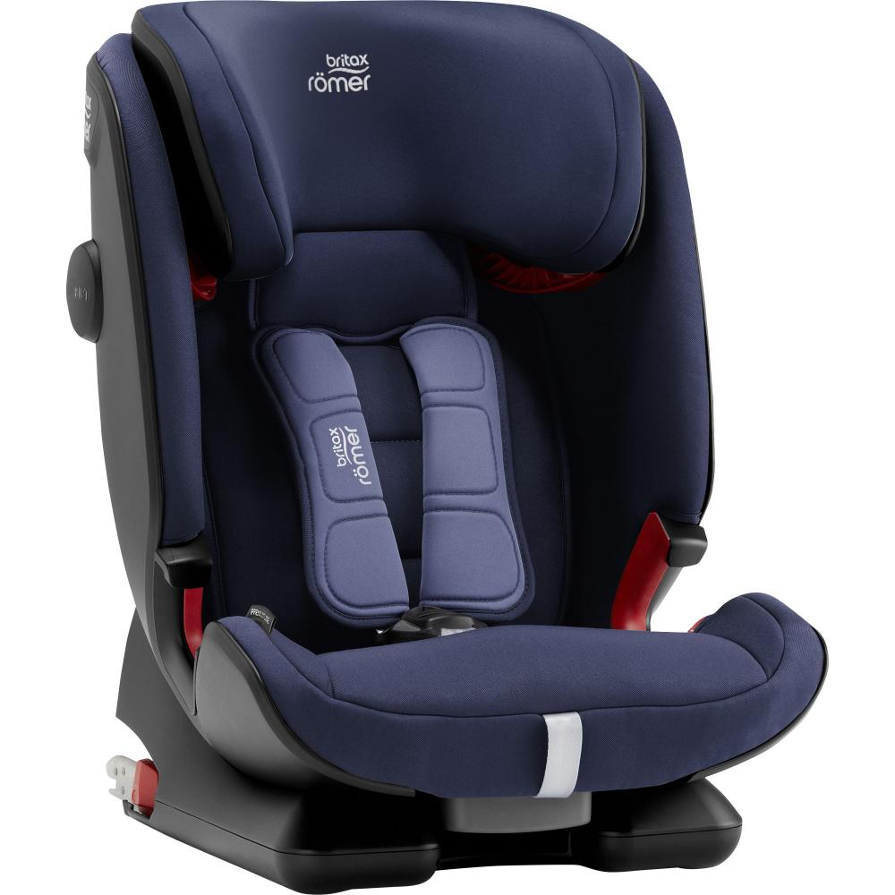 Britax Roemer автокресло Advansafix IV R Moonlight Blue Trendline
