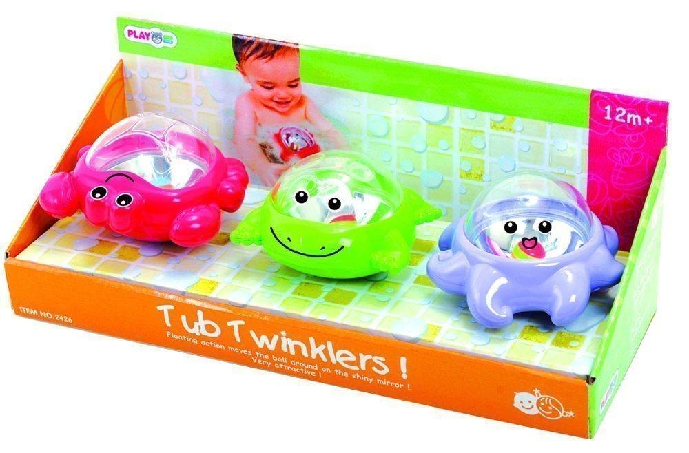Игрушки для купания PLAY GO just play just play мягкая игрушка собачка кэнди и ее щенки