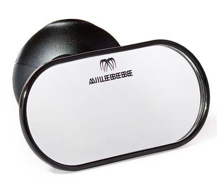 CARMATE Зеркало в салон автомобиля Ailebebe Monitor Mirror черное