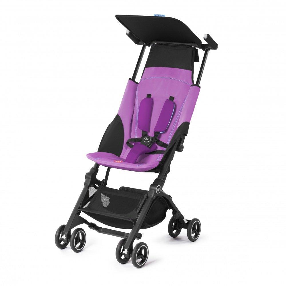 Купить Прогулочные коляски, GB Коляска прогулочная Pockit + Posh Pink