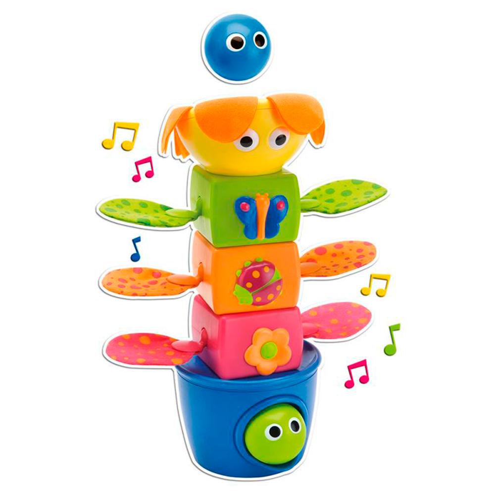 Сортеры, пирамидки, кубики, конструкторы YOOKIDOO краснокамская игрушка развивающая пирамидка кольцевая