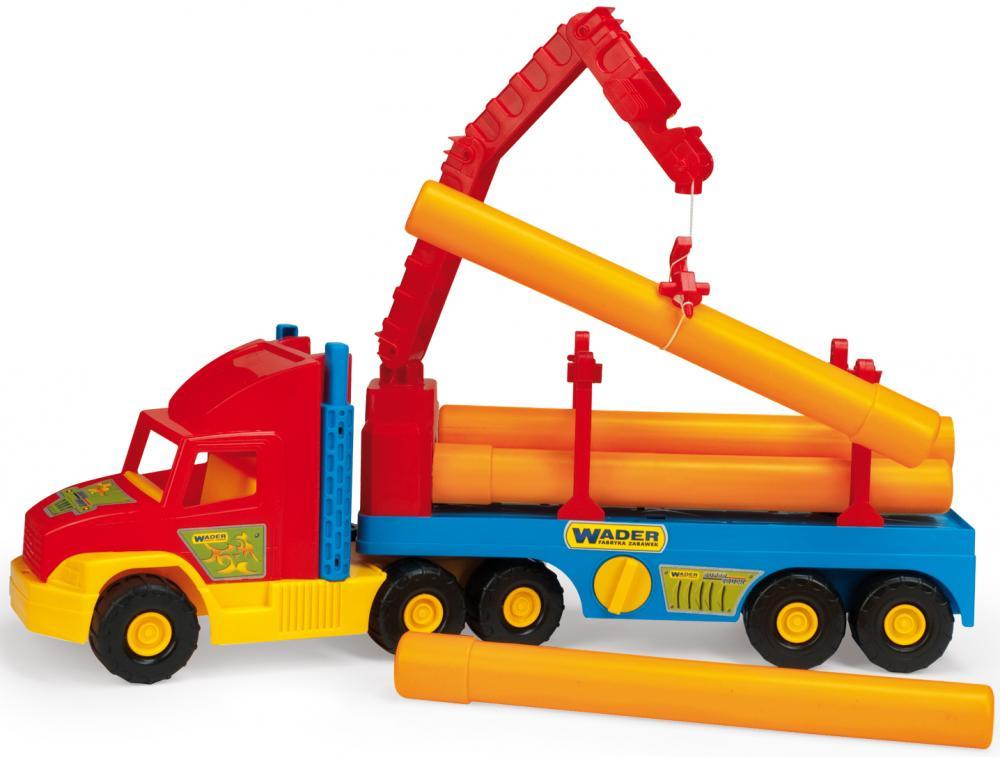 WADER Super Truck строительный