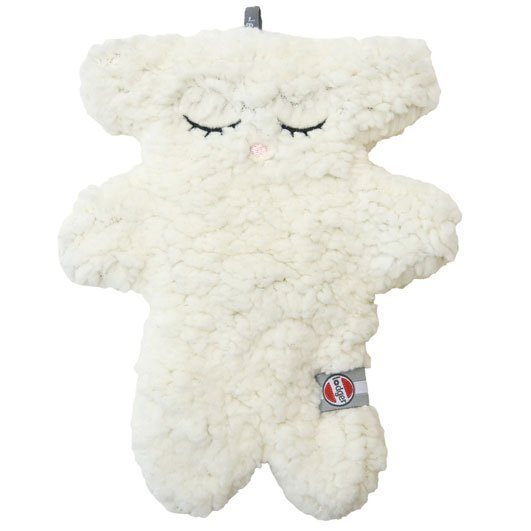 LODGER игрушка - Мишка Fuzzy Sherpa Scandinavian Off-white
