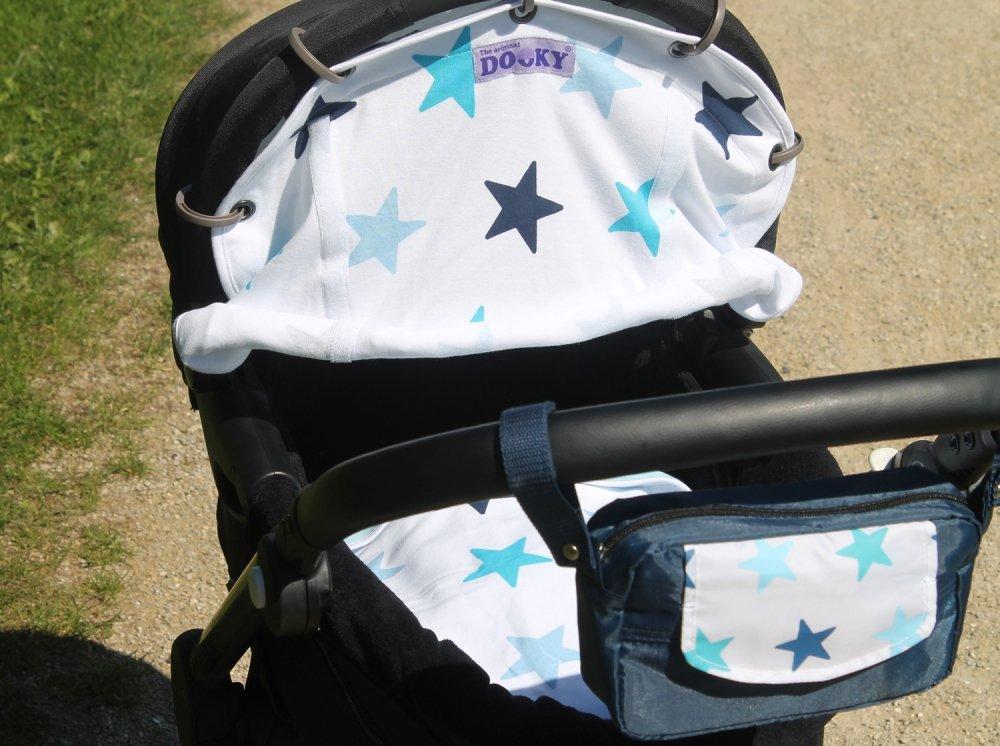 XPLORYS Мини-сумочка DOOKY Travel Buddy цв. Blue Stars XPLORYS_мини-сумочка (DOOKY- XPLORYS)
