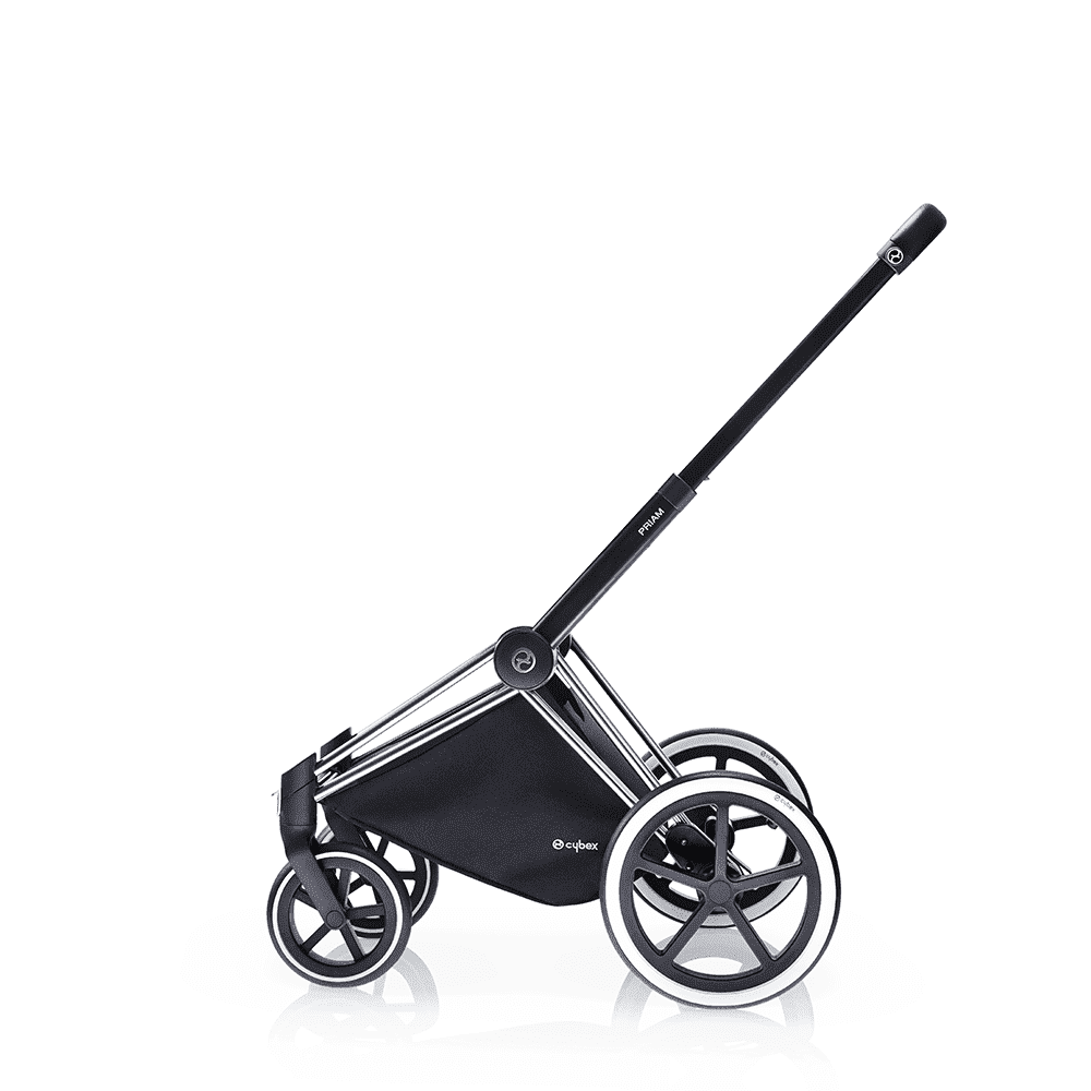 CYBEX Рама для коляски Priam Chrome с колесами Trekking