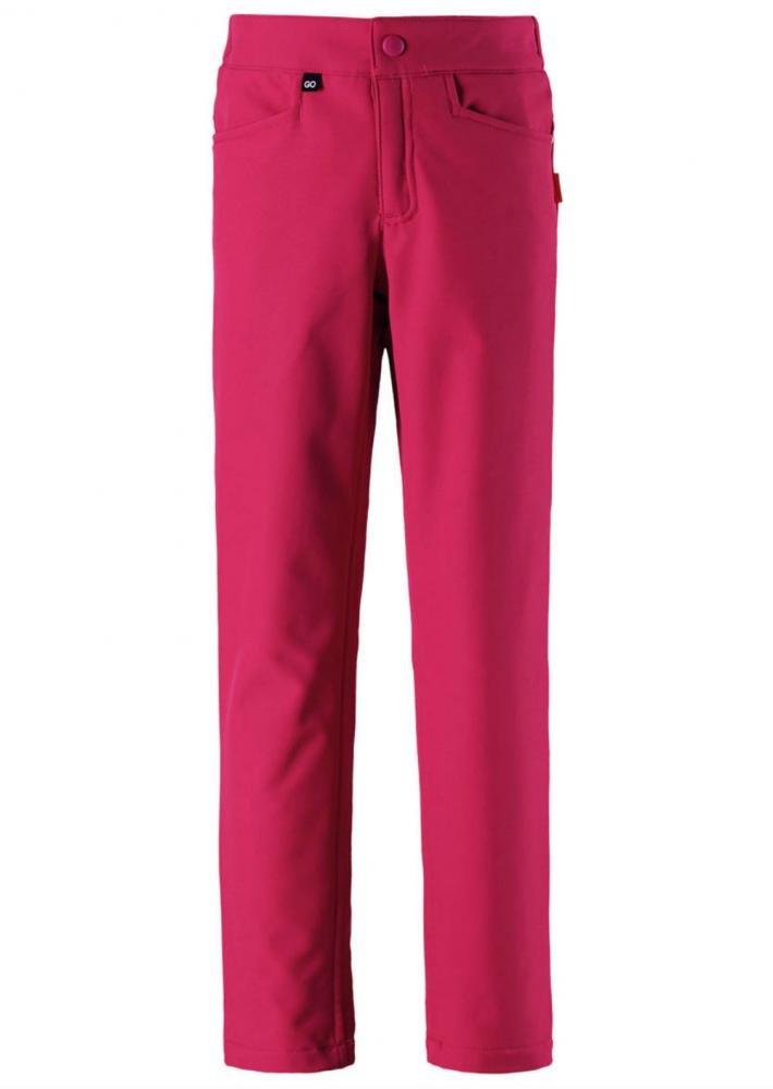 Купить со скидкой REIMA брюки Softshell IDEA розовые р.110