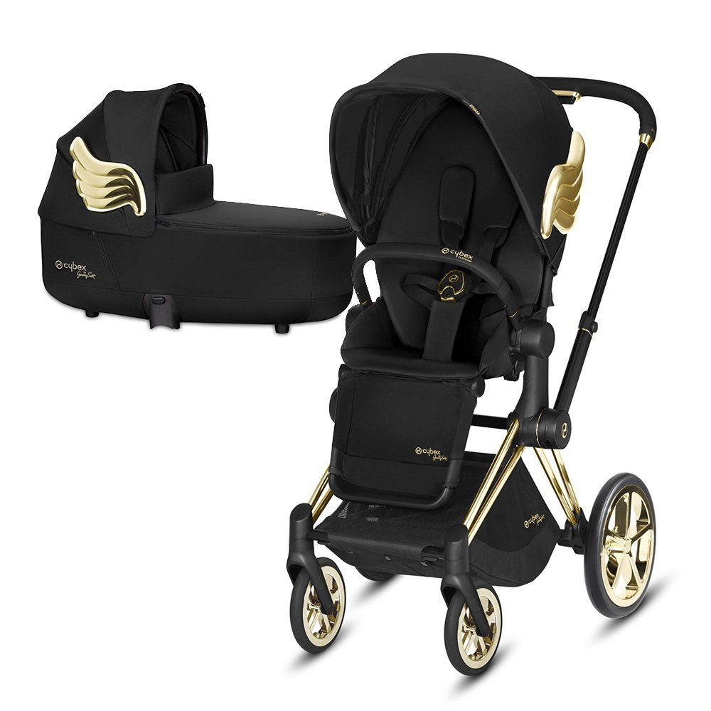 Cybex Коляска 2 в 1 PRIAM FE JS Wings