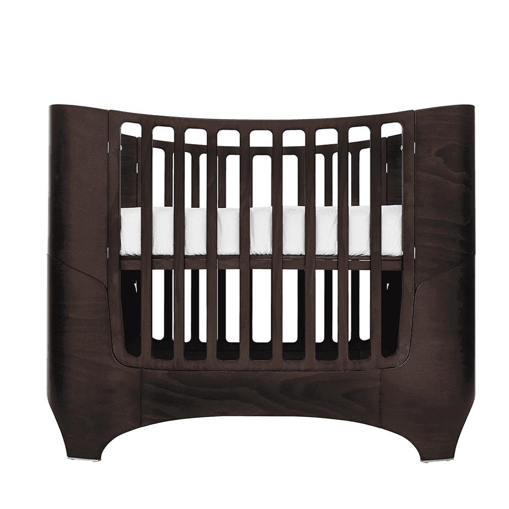 LEANDER кровать-трансформер с матрасом COMFORT+7 70 см х (120-150)см Орех 210730-07