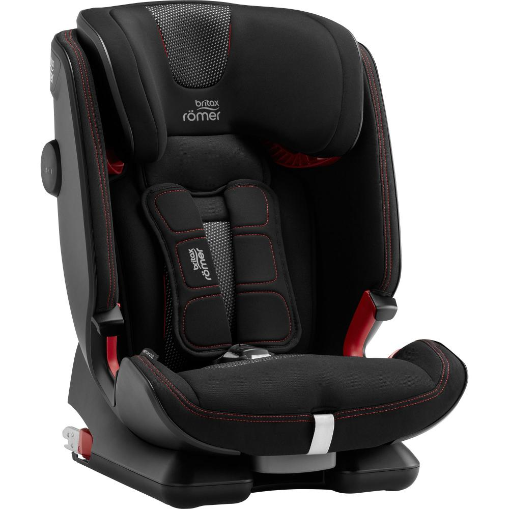 Britax Roemer автокресло Advansafix IV R Cool Flow - Black