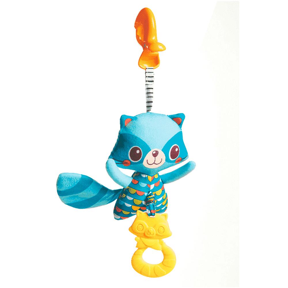 TINY LOVE (510) Развивающая игрушка Енот (вибрирует)