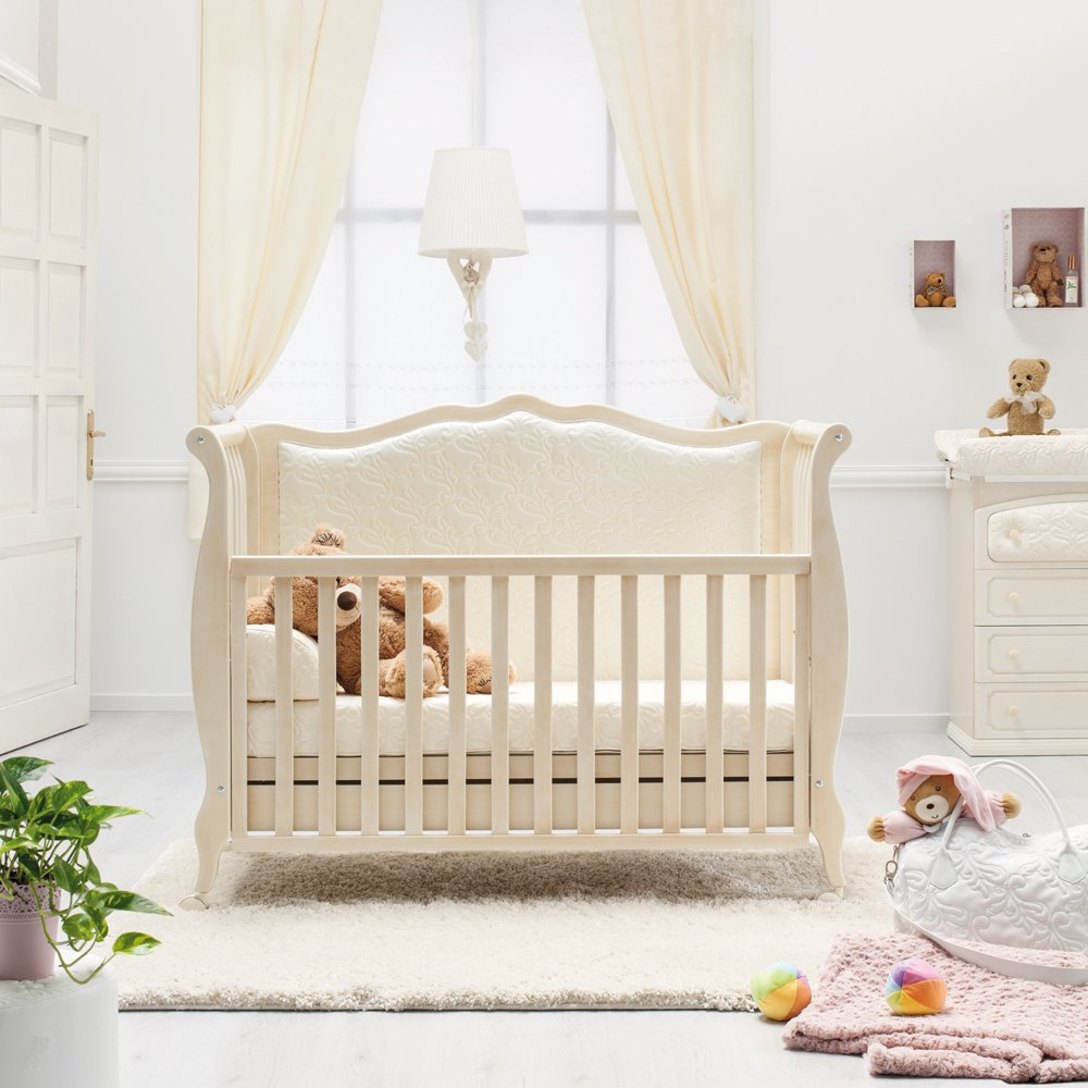 AZZURRA кровать детская RINASCIMENTO IVORY