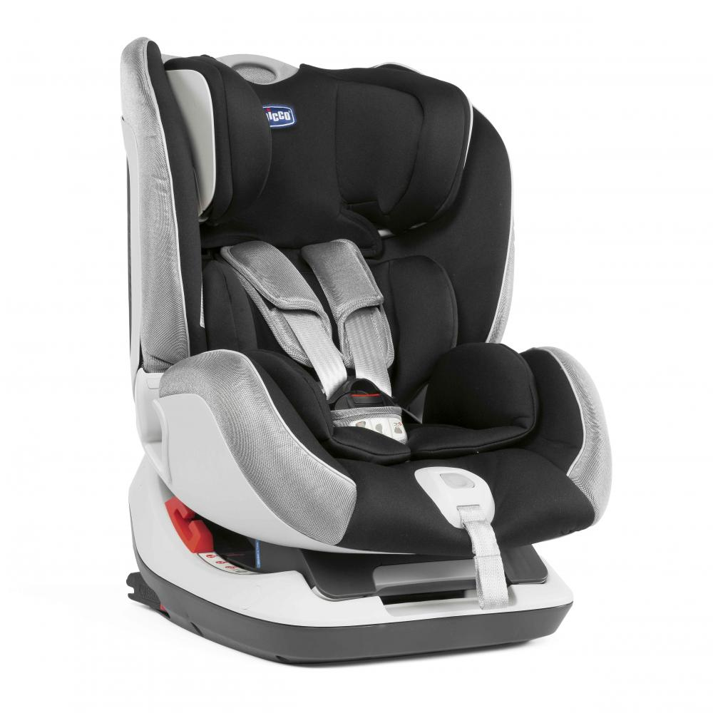Chicco Автокресло SEAT UP POLAR SILVER Limited Edition