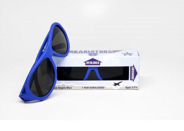 BABIATORS очки солнцезащитные Babiators Original (3-7+) Ангелы синие
