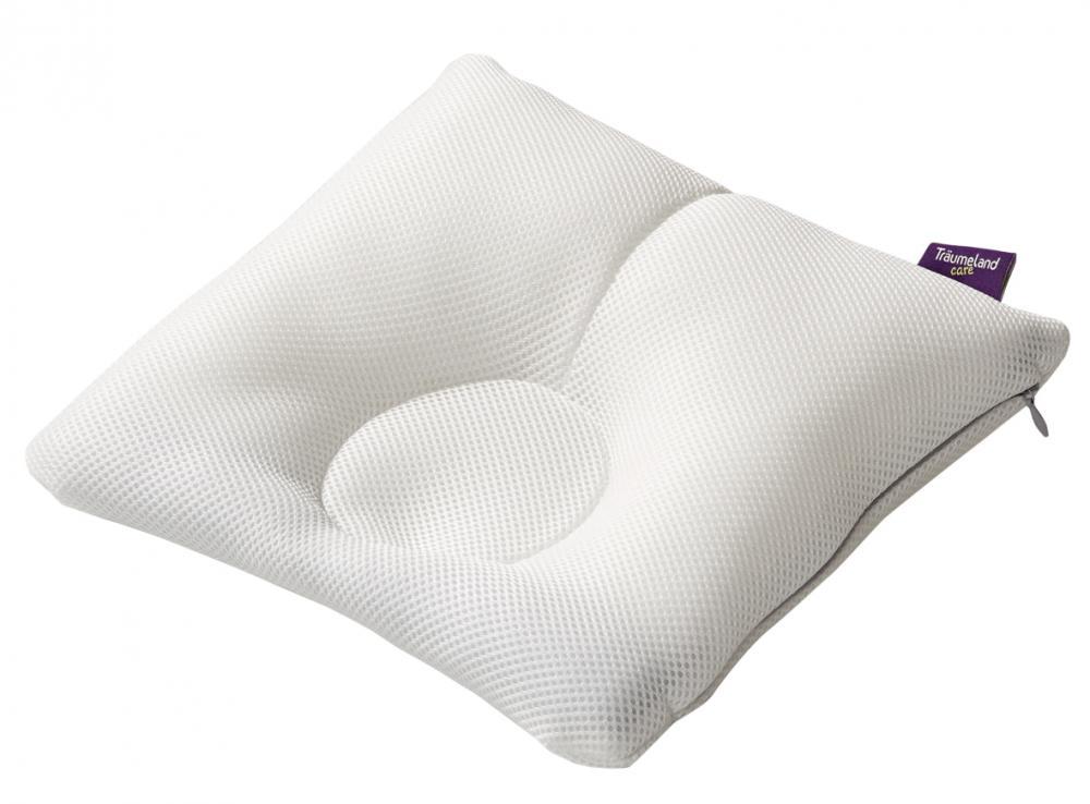 TRAUMELAND подушка анатомическая 28 x 32 x 8,5 см.6-18 мес.