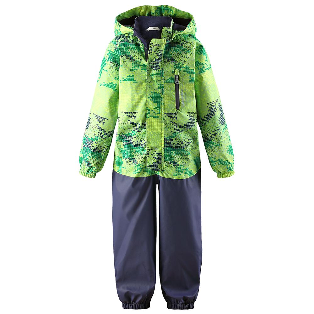Одежда для весны, LASSIE комбинезон зеленый р.104  - купить со скидкой