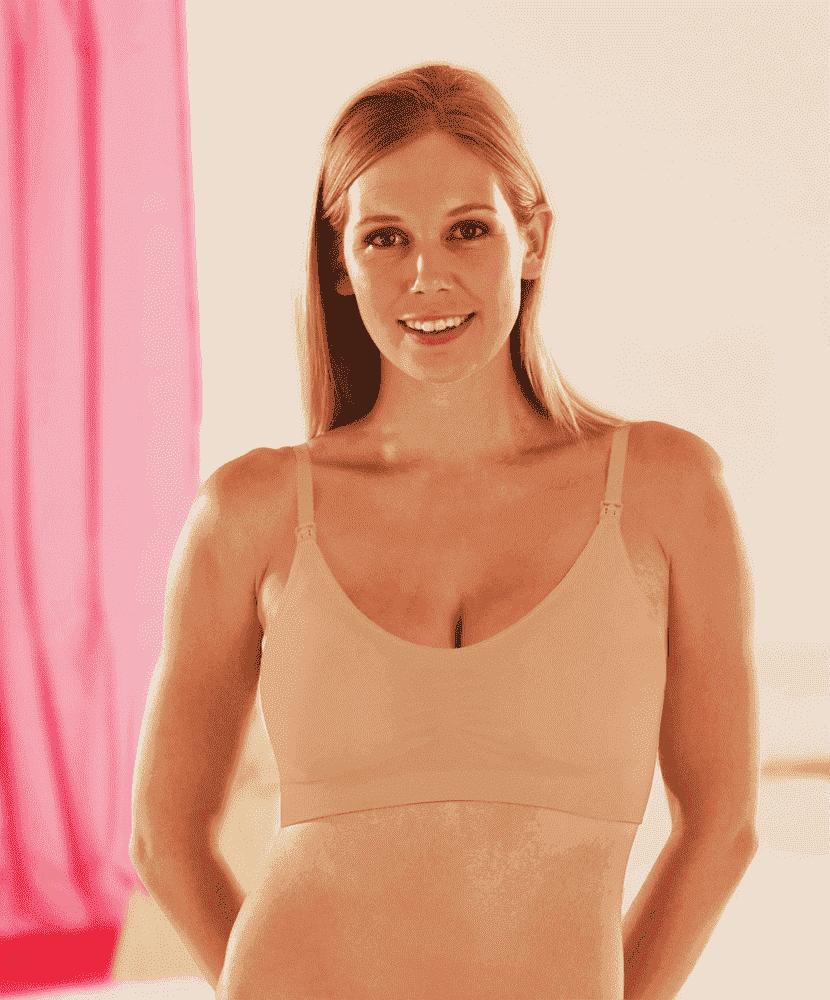 Emma Jane бюстгальтер для кормления бесшовный 361 телесный р.70B-F от olant-shop.ru