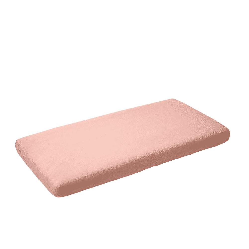 LEANDER простыни Бэби комплект 2 шт. розовый для матраса 60Х120 см или 66х116см 780012-44