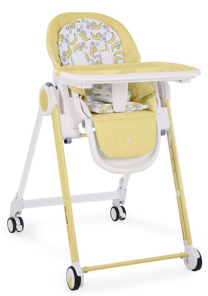 Купить Стульчики для кормления, HAPPY BABY Стул для кормления BERNY yellow