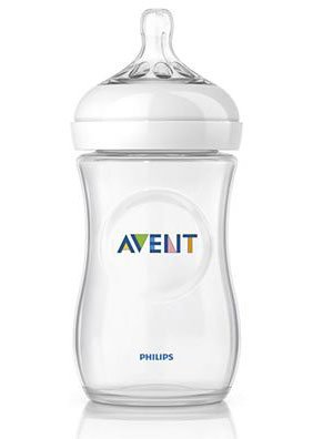 PHILIPS AVENT Natural бутылочка для кормления, 260 мл от olant-shop.ru