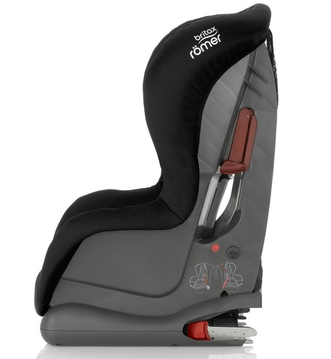 Britax Roemer автокресло Duo Plus Cosmos Black Trendline