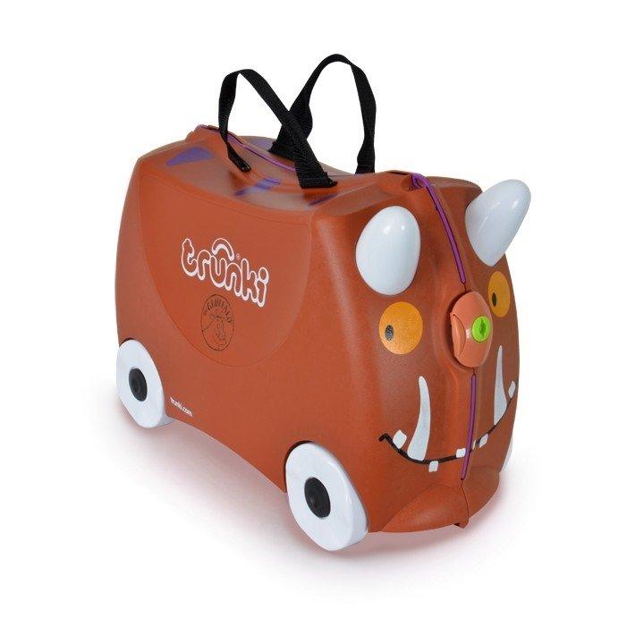 Рюкзаки, ранцы, чемоданы TRUNKI детские чемоданы trunki детский чемодан на колесах транкозавр зеленый trunkisaurus rex