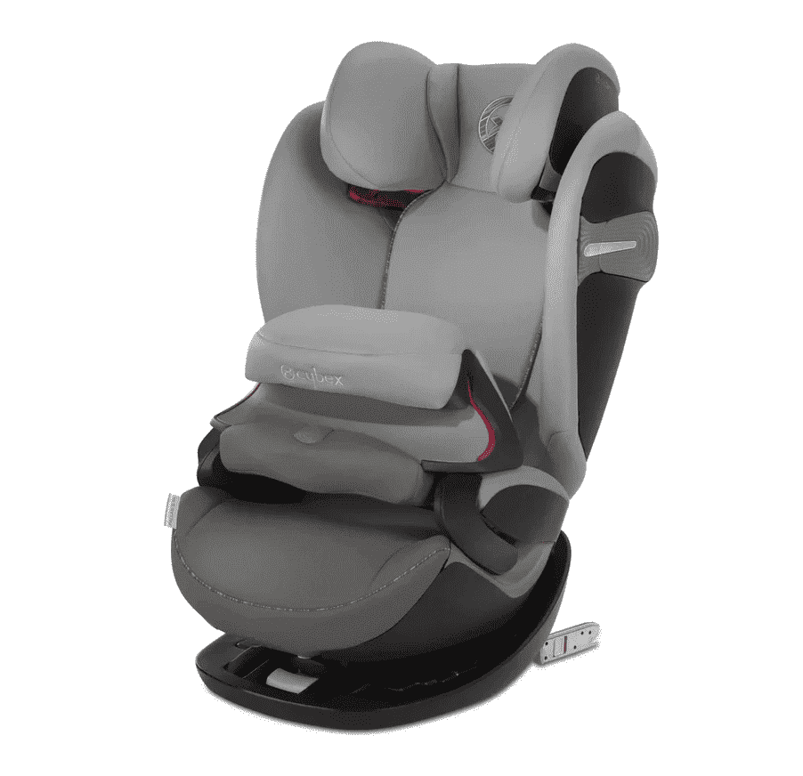 Cybex автокресло Pallas S-Fix Manhattan Grey (гр. 2-3)