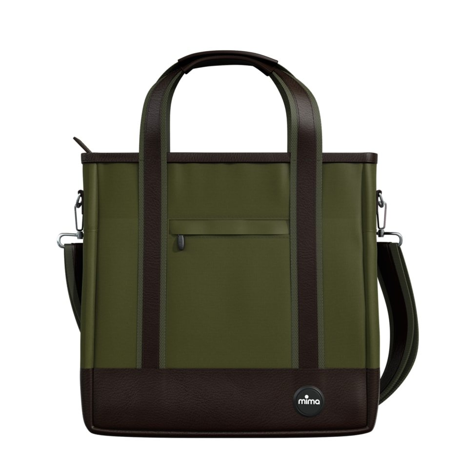 Mima Сумка д/мамы Changing Bag ZIGI Olive Green