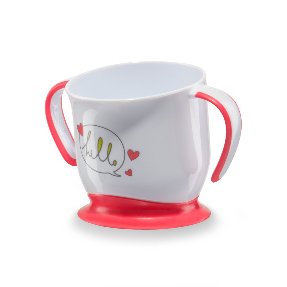 "Happy Baby кружка на присоске  ""Baby CUP WITH SUCTION BASE""***"