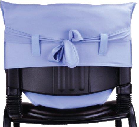 SEVI BABY мобильный стульчик для кормления цв. синий