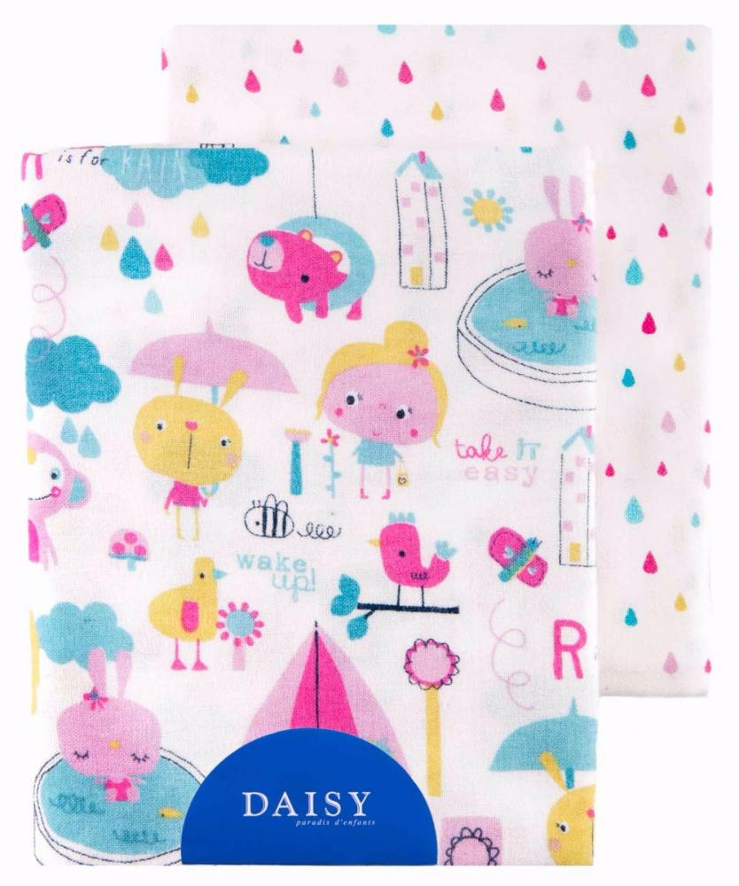 Пеленки DAISY double daisy