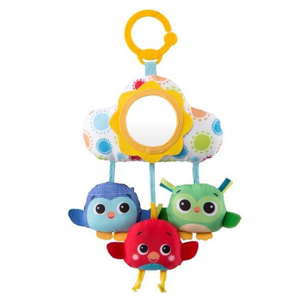 Bright starts игрушка развивающая «птички в облачке»