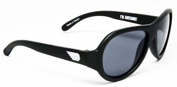Купить Солнцезащитные шторки, накидки, очки, BABIATORS очки солнцезащитные Original Aviator(3-5) Спецназ (Black Ops) чёрные